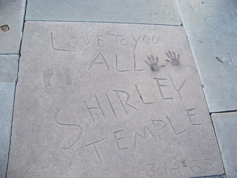Hollywood - Grauman's Chinese Theater