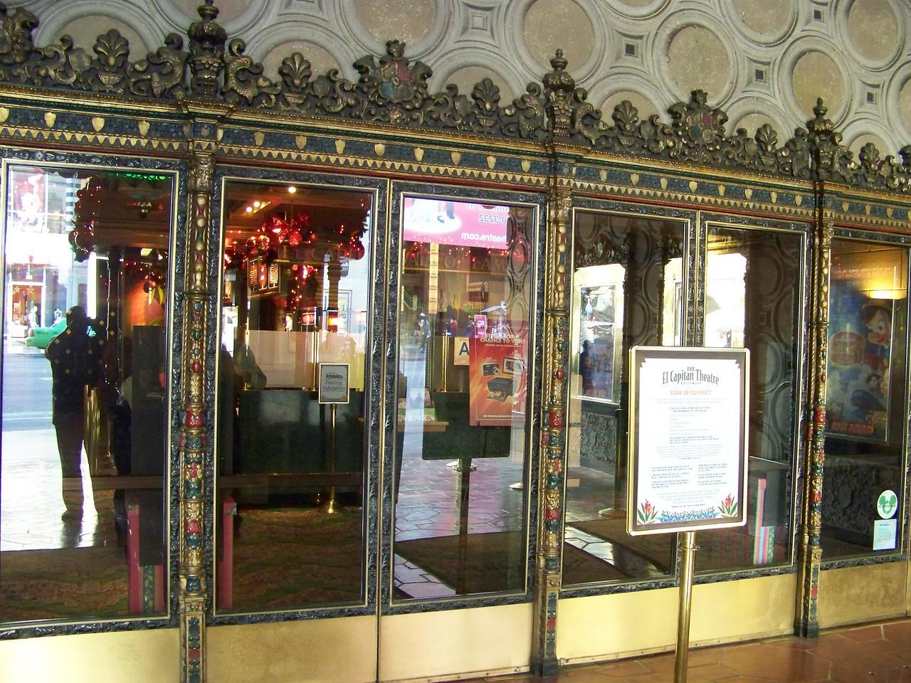 Hollywood - El Capitan Theater