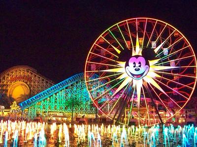 Disneyland & California