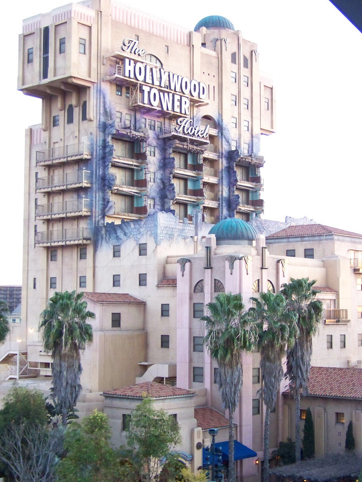 Disney California Adventure - Hollywood Land