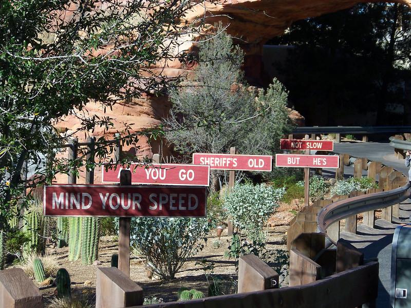 Disney California Adventure - Radiator Springs Racers