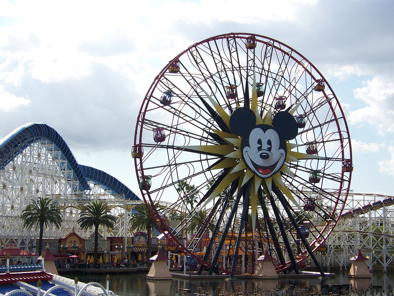 Disney California Adventure - Paradise Pier