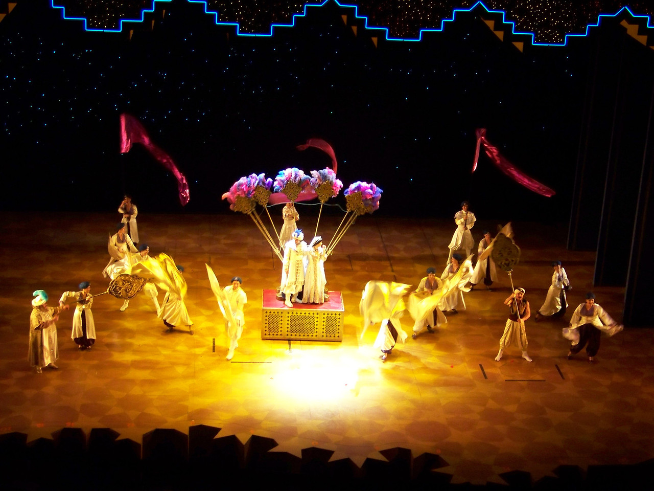 Disney California Adventure - Disney's Aladdin: A Musical Spectacular
