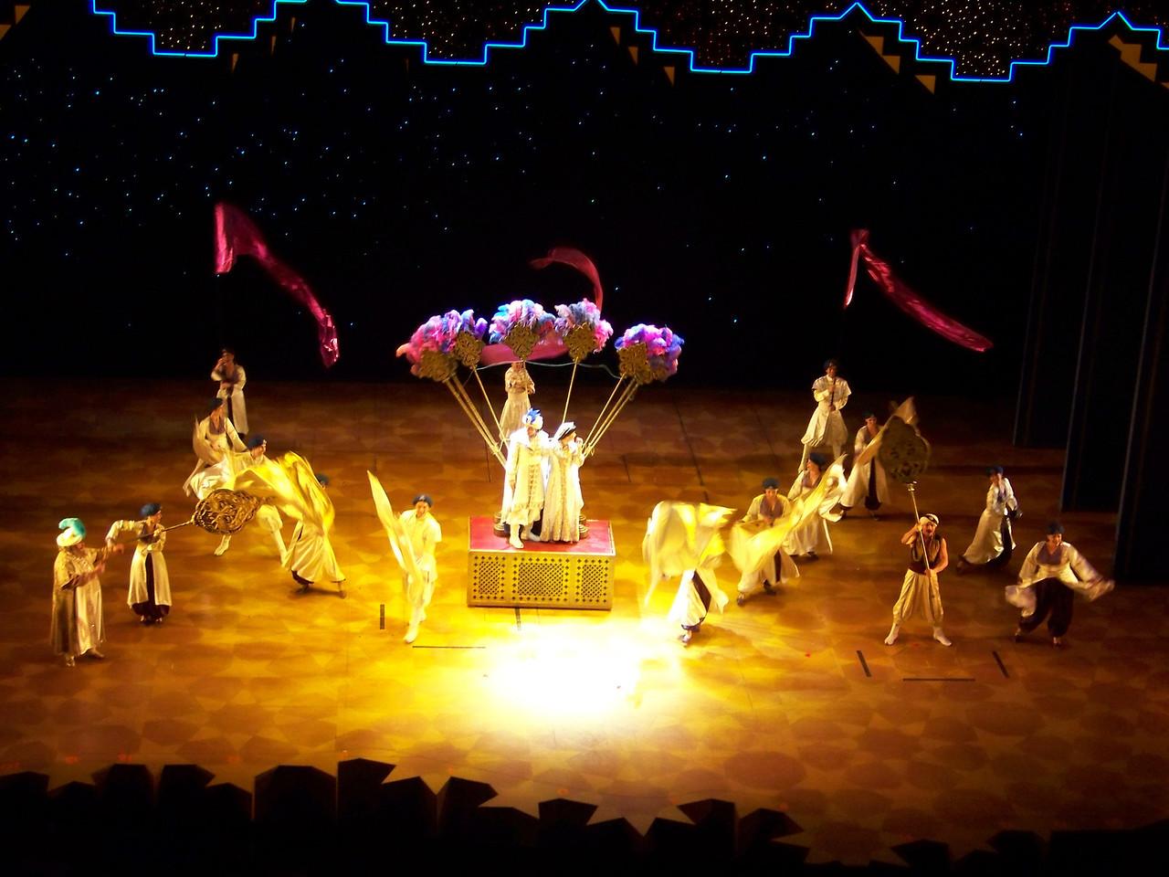Disney California Adventure - Disney's Aladdin: A Musical Spectacular