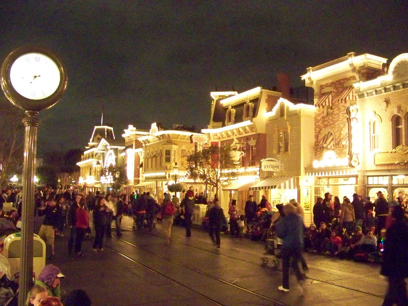 Disneyland - Main Street USA