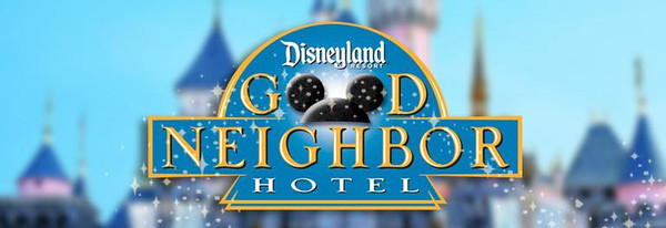 Disneyland Good Neighbor Hotels