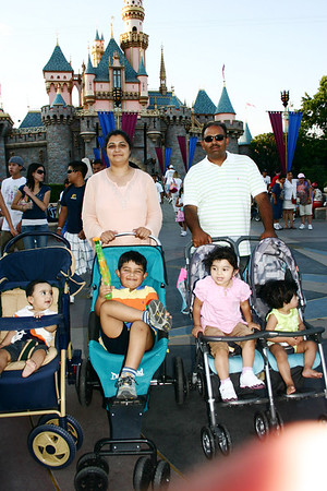Disneyland Visit