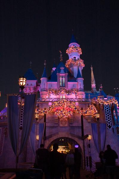 2006-11-14 - Disneyland Birthday - Sleeping Beauty's Castle (Holiday) - 129 - DSC_4666