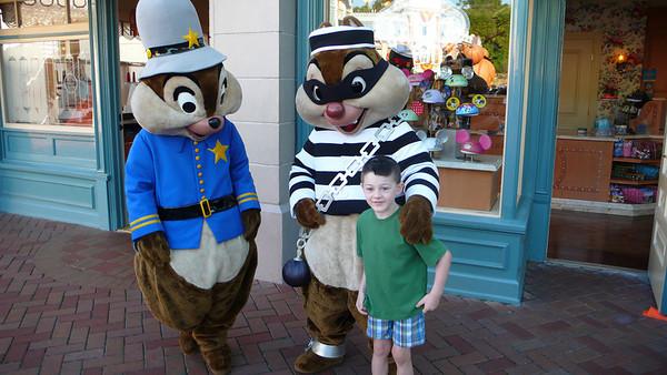 Disneyland 10/09