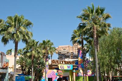 Disney California Adventure 2010