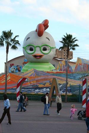 Disneyland 11/10/05