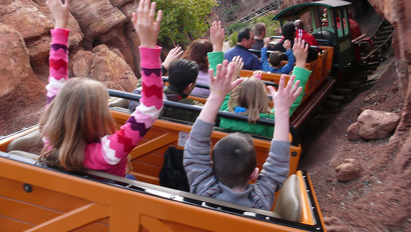 Disneyland 12/09