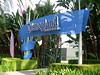 Katella entrance to the Timon parking lot.