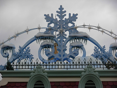 Disneyland December 13/14 2008