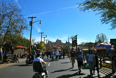 Disneyland Jan. 31st-Feb 3rd 2013