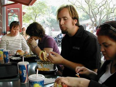 Disneyland November 2005