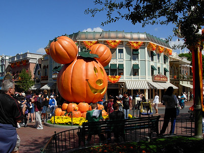 Disneyland October 5-7, 2007