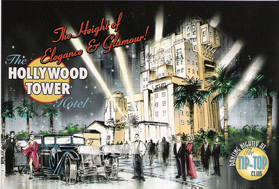 Disneyland Postcards/Misc