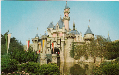 Disneyland/DCA Postcards