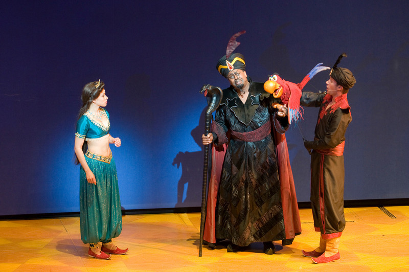 Jafar explains that the boy was executed