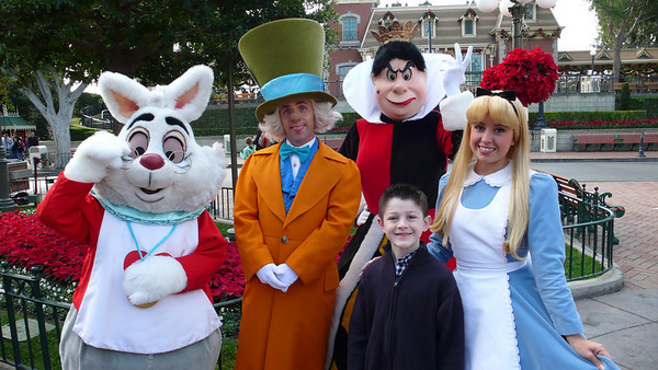 Disneyland 11/10