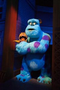 2009-11-14 - Birthday at Disneyland - Monsters Inc - 038 - _DS18537