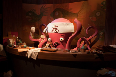 2009-11-14 - Birthday at Disneyland - Monsters Inc - 046 - _DS18545