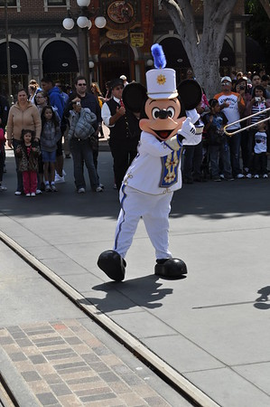 Drum Major Mickey Mouse - Disneyland Band