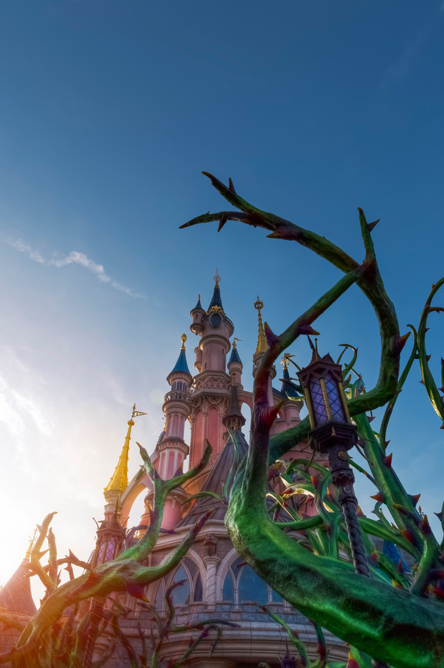 Maleficent's Castle