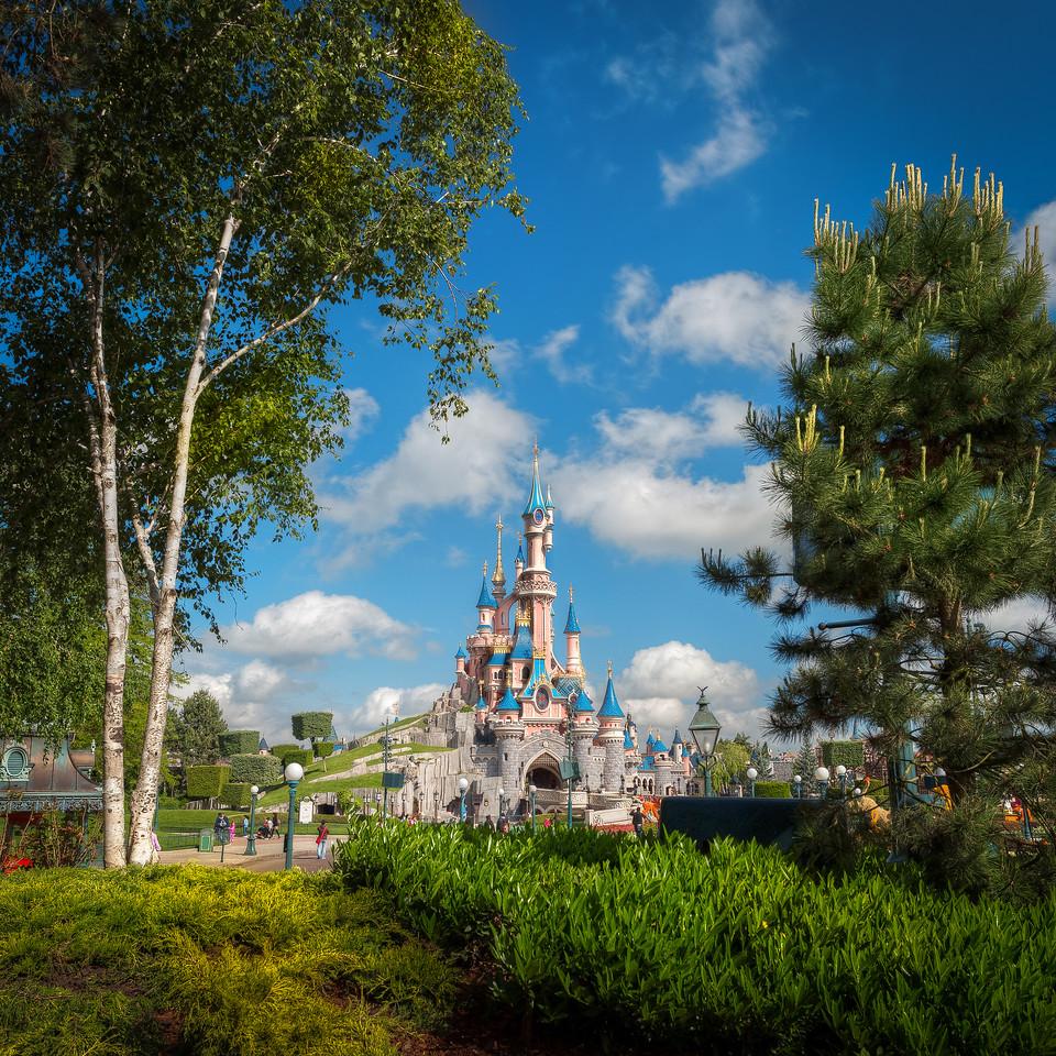 Castle garden - Arthur