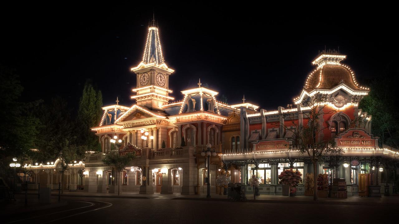 Midnight on Main Street