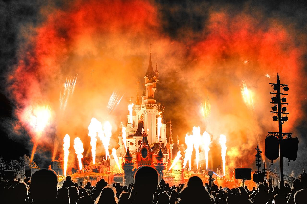 Disney Dreams at night - Stan