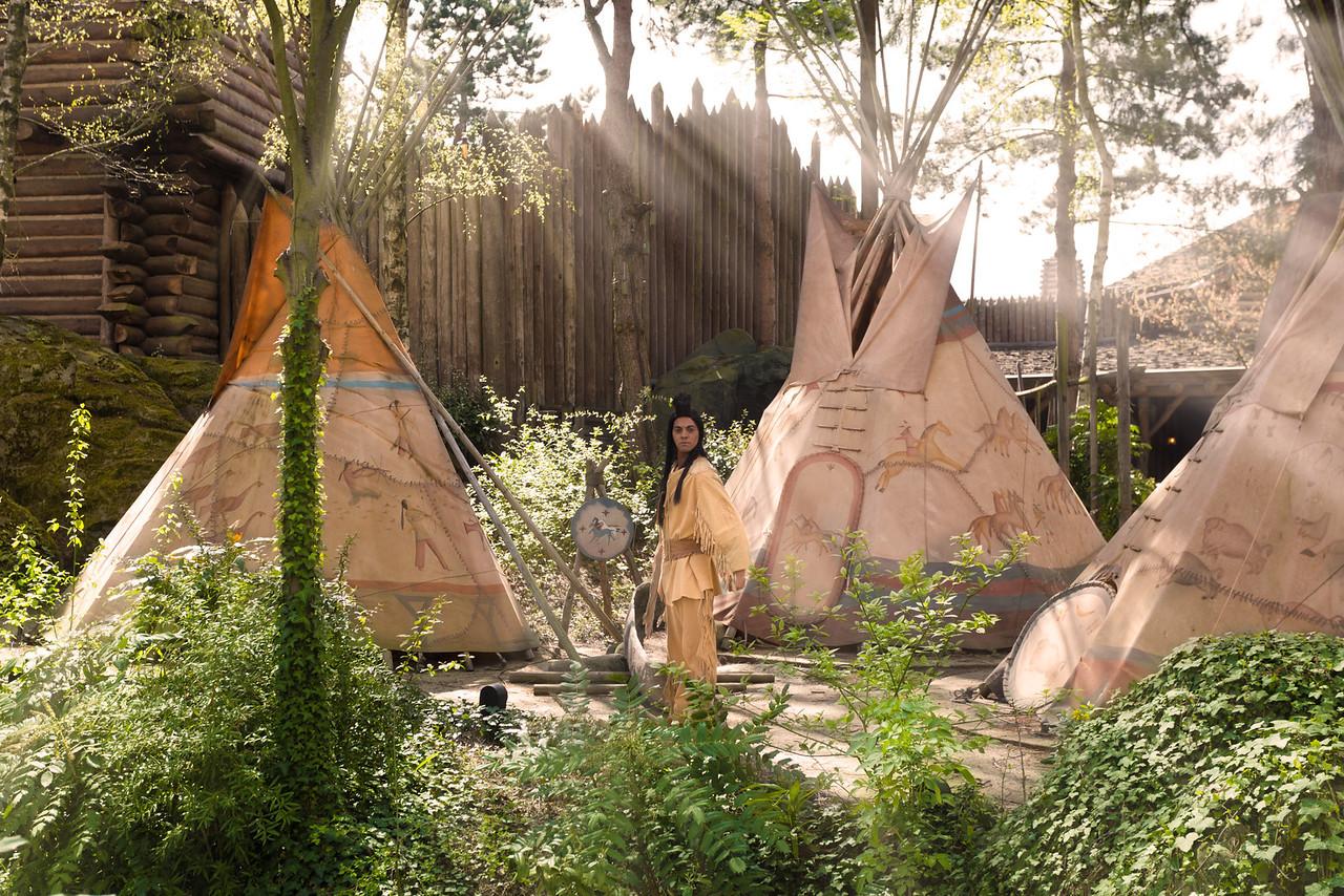 Amerindian life (Arthur)