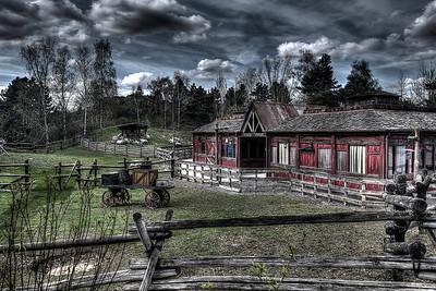 Sinister ranch (Arthur)