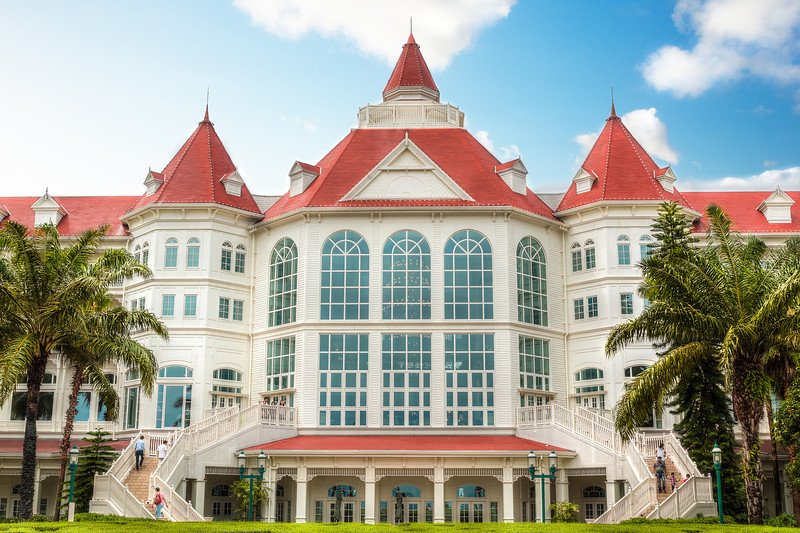 The Disneyland Hotel, Hong-Kong - Vincent