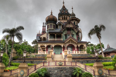 Welcome to Mystic Manor ! - Vincent