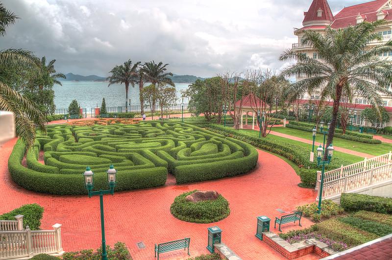 Disneyland hotel Sea View - Vincent