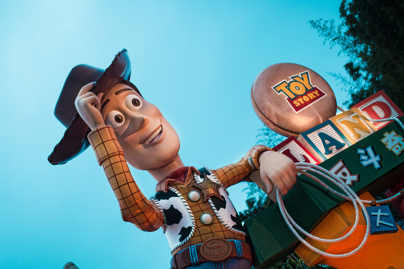 Woody - Vincent