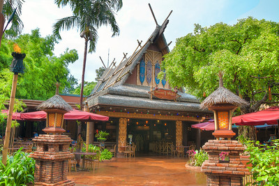 Tahitian Terrace - Vincent