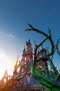 Maleficent Castle - Arthur