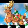 Deer and Elf Christmas !