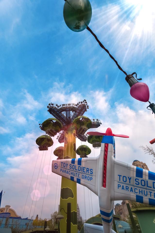 Let's go for a parachute ride! - Arthur