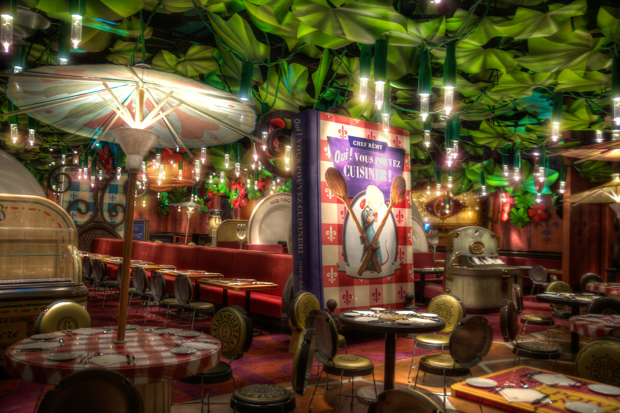 Little Restaurant - Stan