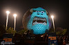 """""""Monsters University"""" Star Sulley Scares Up Excitement For Disney Parks All-Night Parties"""