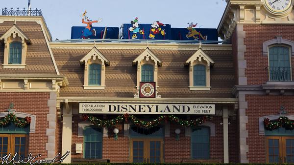 Disneyland Resort 12/5/14