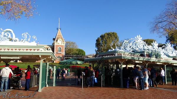 Disneyland Resort 12/20/13