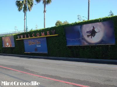 Disneyland Resort 10/16/08