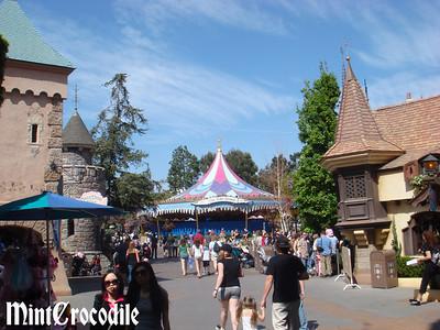 Disneyland Resort 3/13/08