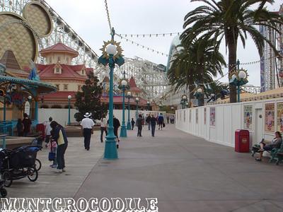Disneyland Resort 3/14/08