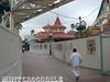 Heading towards the carousel